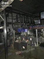 处理整套饮料生产线前处理设备 二手饮料设备