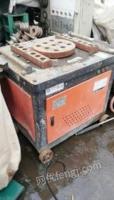 黑龙江哈尔滨出售弯曲机切断机电脑调直机发电机气泵螺杆泵