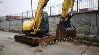 山东济南出售二手洋马75挖掘机一台