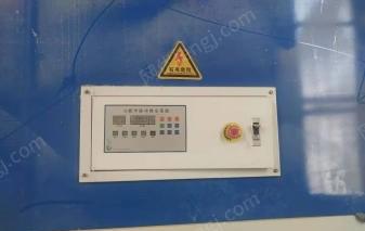 江苏徐州工厂搬迁改造出售12套打磨除尘设备6米四工位