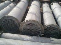 本厂出售二手板式换热器 蒸汽换热器 质优价廉