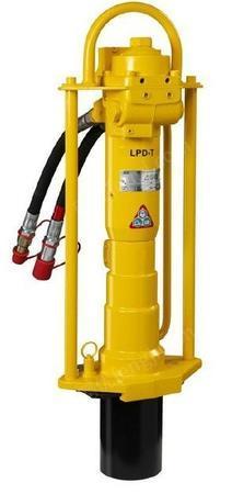 供应高效驱动路标LPD-T液压触发杆立柱夯杆器