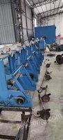 广东产1250高速弓绞机九成新一套配八头放线架出售