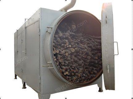 连续原木干馏炭化炉ym出售