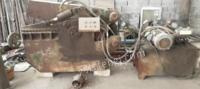 山东潍坊出售闲置江阴产废钢铡铁机一台,刀口60