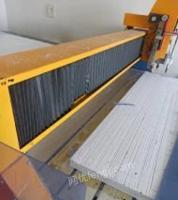 浙江杭州个人二手九成新1318广告木工雕刻机转让