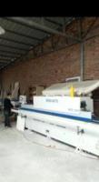 陕西西安双修全自动封边机,做柜体没有问题出售由于要做门板,机器用不上了
