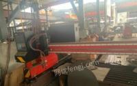 广西柳州闲置火焰割机器一台出售 ,2020年的全新没有使用过