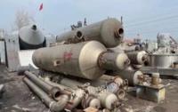 江苏苏州三效强制循环蒸发器,钛材是