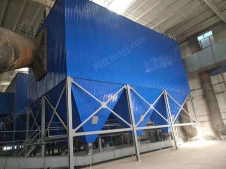 生产厂家供应高温袋式除尘器 脉冲布袋除尘器 除尘设备收尘