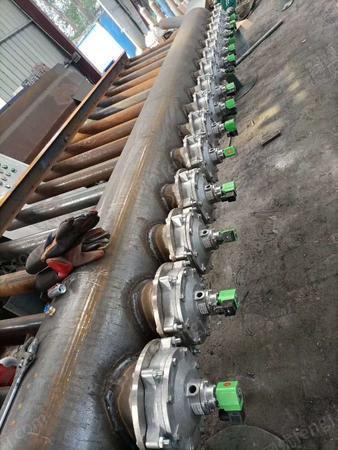 厂家定制木工工业除尘设备脉冲布袋除尘器出售
