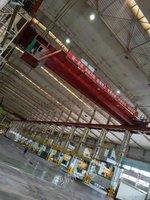 出售二手行车QD双梁32/20跨度22.5米一台。
