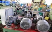 江苏扬州250t金属液压打包机。出售