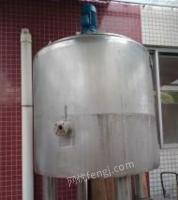 广东广州卧式罐装机,搅拌锅,双面贴标机转让