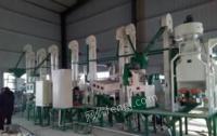广西贵港全新碾米机,榨油机,粉碎机出售