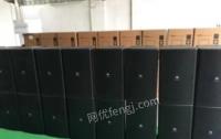 广东中山出售全新或二手音响灯光led屏承接酒吧清吧酒店剧场工程