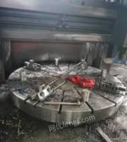 湖南湘潭九成新立式车床/铣床/钻床各一台低价岀售