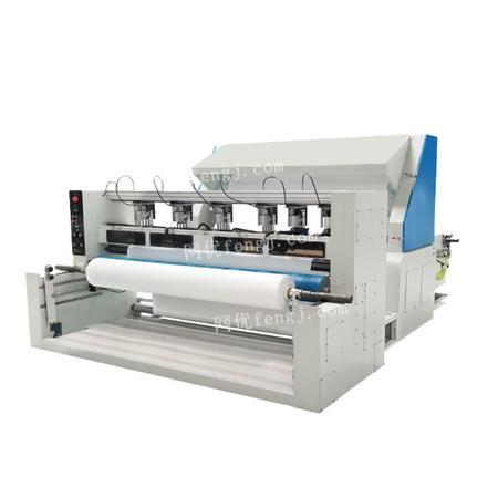 哲曼可定制无纺布分切机自动收卷分切机可验布分切设备滤袋生产线设备出售
