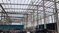 出售二手钢结构,旧钢结构价格