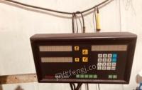 辽宁大连低价出售1台闲置数显磨床   用了一年,买的二手机,看货议价.