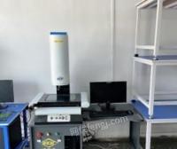 广东东莞精品国产品牌机3020二手二次元影像测量仪9成新出售,精度高