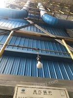 出售45吨流化床发电锅炉