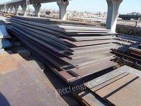 广西柳州回收钢板,回收利用材