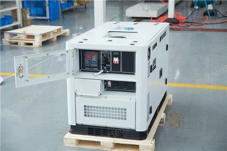 水冷四缸10kw静音柴油发电机出售