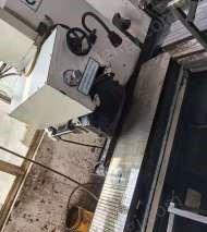 江苏无锡现因公司转型低价转让全套整条齿条生产线有两米磨床一台,插齿机两台等 用了六七年,看货议价,刚停产.
