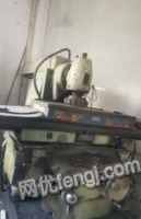 北京丰台区出售二手机床进口捷克铣床  工作台2000*450,配1000*500的强力吸盘