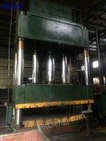 800吨压力机出售大台面工作台2.8