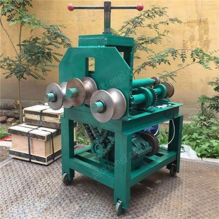 电动76弯管机 不锈钢立式方管圆管弯管机出售