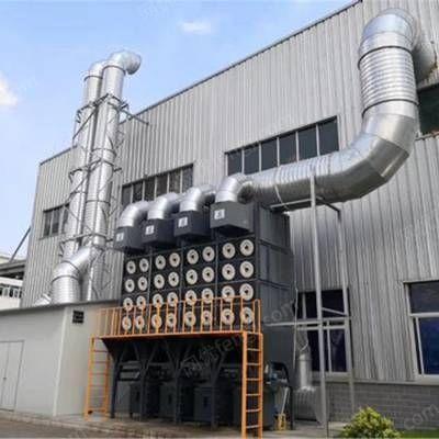 环保除尘设备中央除尘系统设备出售