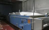广东广州出售大型缩水定型机,不锈钢制作