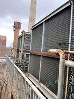 出售_螺杆式制冷压缩机蒸发式冷凝器