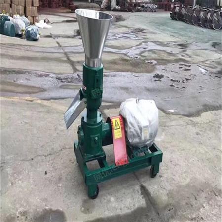 多功能饲料颗粒机 干湿饲料造粒机出售