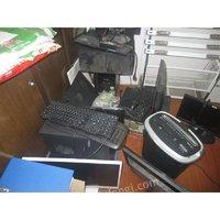 服饰公司电脑横机.空调.茶几等设备物资一批网络拍卖