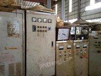 纸厂造纸机.压滤机.磨浆机等设备34台网络拍卖