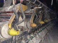 出售厂家处理91年意大利产粘胶长丝纺丝机
