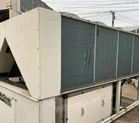 出售二手美的螺杆式水源热泵机组LSBLGHP515/MF