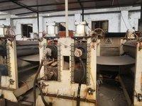 铝塑板厂铝塑板生产线.搅拌机等设备及废旧铝塑板等杂物网络拍卖