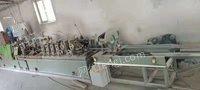 厂家技改出售32不锈钢制管机1台.复合板机(水泥发泡的)2台,不燃性试验机1台,投料机50台