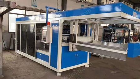上海香广全自动电子托盘成型机出售