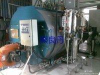 诚意求购二手200-400万大卡天然气导热锅炉一台