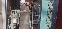 出售19年的22立方2.2*5*2.5M冷库。进口比泽尔压缩机,GeA风冷机省电省维护