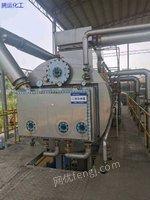 转让安装未用8.4吨三效钛材质蒸发器