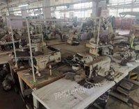 一批缝纫等旧机器设备拍卖公告
