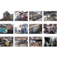 材料公司颚式破碎机、挤砖机、切条机、对辊破碎机等机器设备420台及房地产网络拍卖
