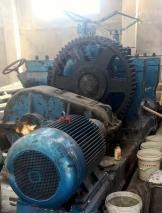 辽宁大连xk-450型开放式炼胶机出售因生产转型,八成新