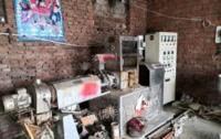 山东青岛出售膨化机ts65干法膨化正常运转